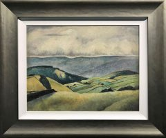 John Bold Glossop Original Oil Painting