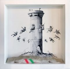 Banksy - Walled Off Hotel Box Set