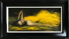 MARK DEMSTEADER - OPHELIA STUDY YELLOW II