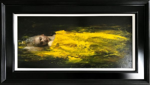 MARK DEMSTEADER - OPHELIA STUDY YELLOW