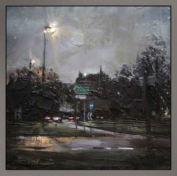 HESTER BERRY - LAST OF THE EVENING LIGHT