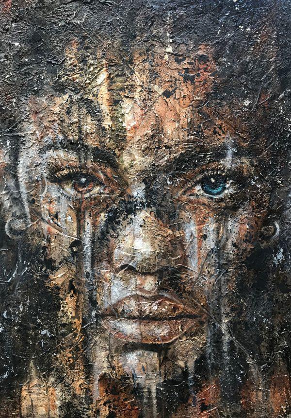 JAMIE GREEN - PINTO