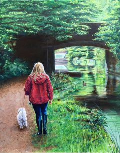 PHIL ASHLEY - MANCHESTER CANAL