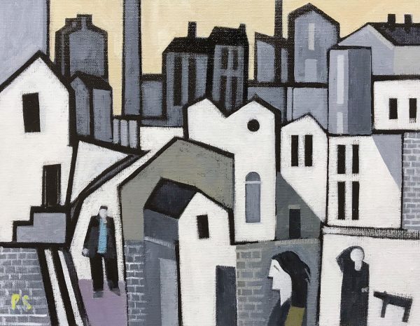 PETER STANAWAY - MILL TOWN
