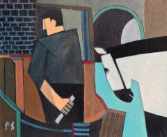 PETER STANAWAY - END OF THE LINE