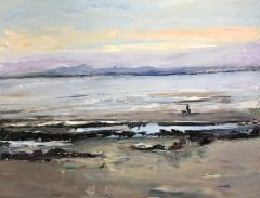 JUDITH DONAGHY - DOG WALK ON ANGLESEY