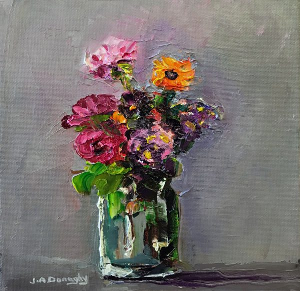 JUDITH DONAGHY - MIXED BOUQUET