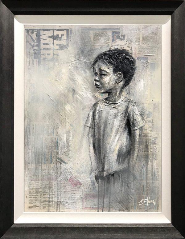Craig Everett Lost Soul Original Painting for Sale