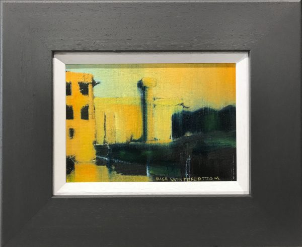 Hugh Winterbottom Millscape Cadmium Yellow