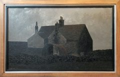 Jack Simcock Bleak Farmhouse 1963
