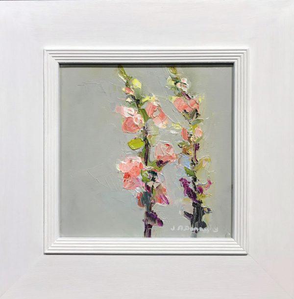 Judith Donaghy Peach Surprise Original Painting