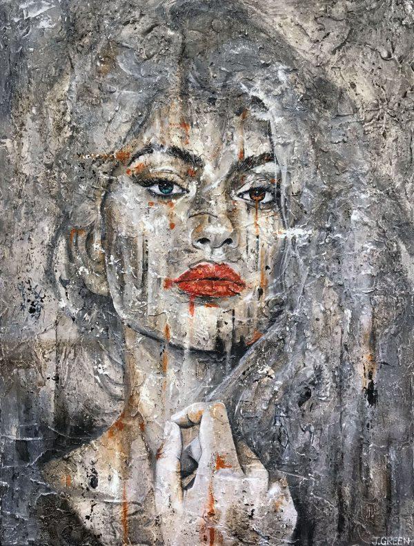 Jamie Green Artist - Umra