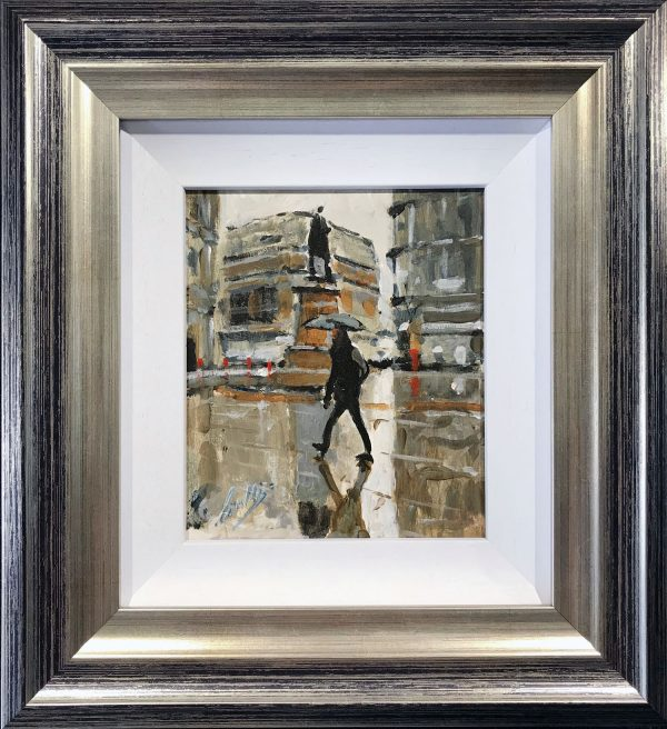 David Coulter St Anne's Study Original Painting for sale