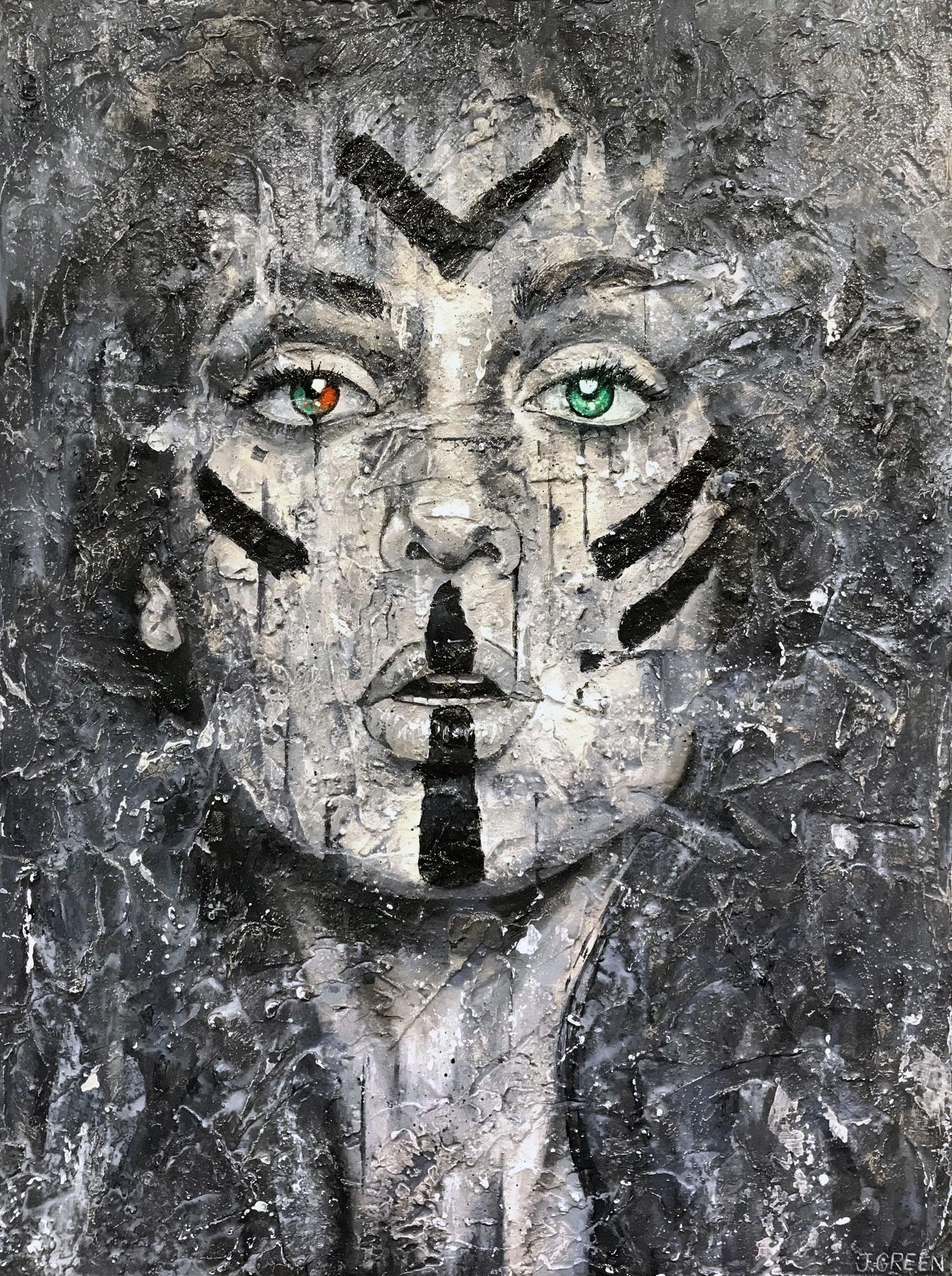 Jamie Green Artist - Apolonka