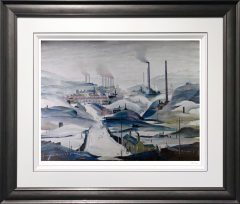 L S Lowry - Industrial Panorama