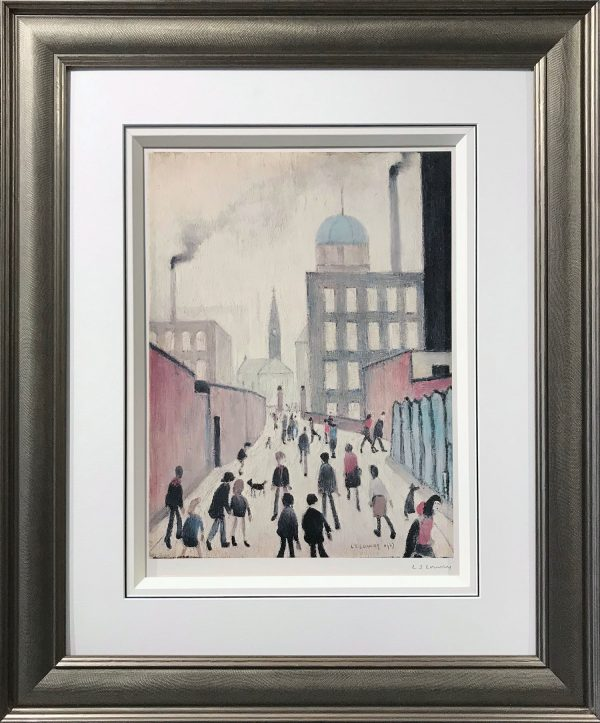 L S Lowry - Mrs Swindell's picture