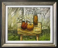 Steve Capper Still Life with a Fruit Original Painting