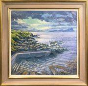 Alan Cotton - Dooneen Harbour, Co Kerry