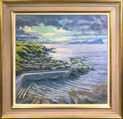 Alan Cotton - Dooneen Harbour, Co Kerry