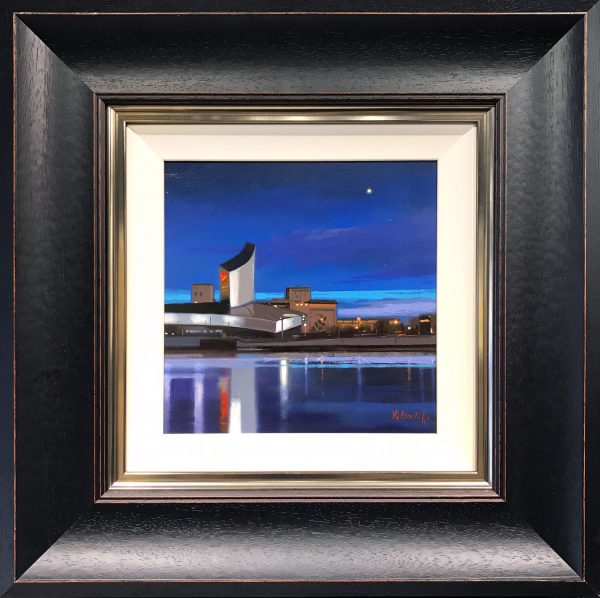 Michael Ashcroft Silver Lining, Salford Quays