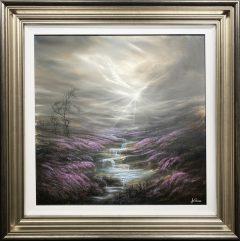 Danny Abrahams Original Painting Serenity