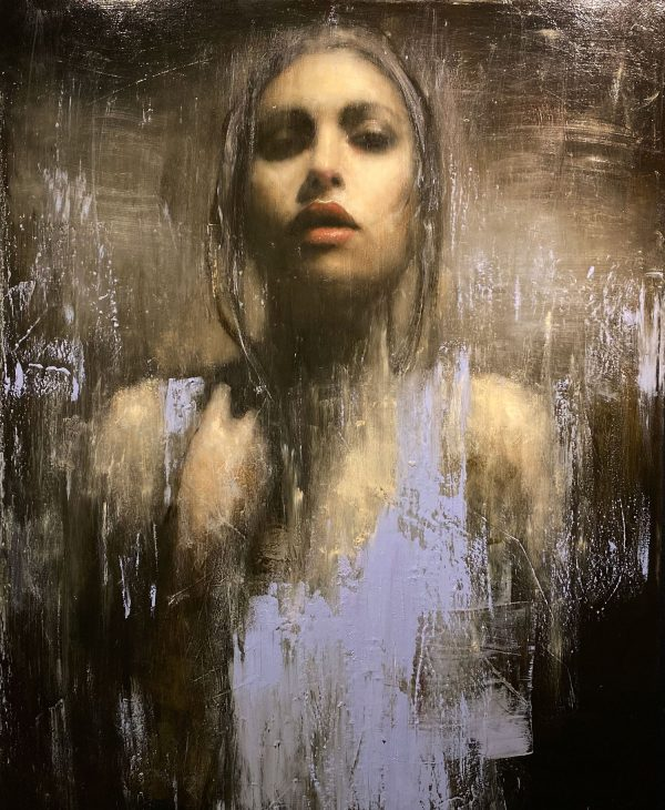 Mark Demsteader Passage Original Oil Painting