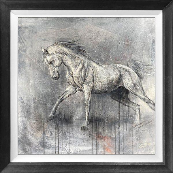 Craig Everett Moonwind 3D Original Painting for Sale