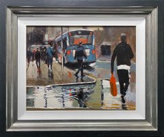 David Coulter Piccadilly Puddles