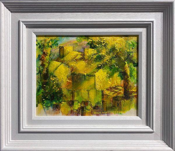 Hugh Winterbottom Ambience Original Painting for Sale