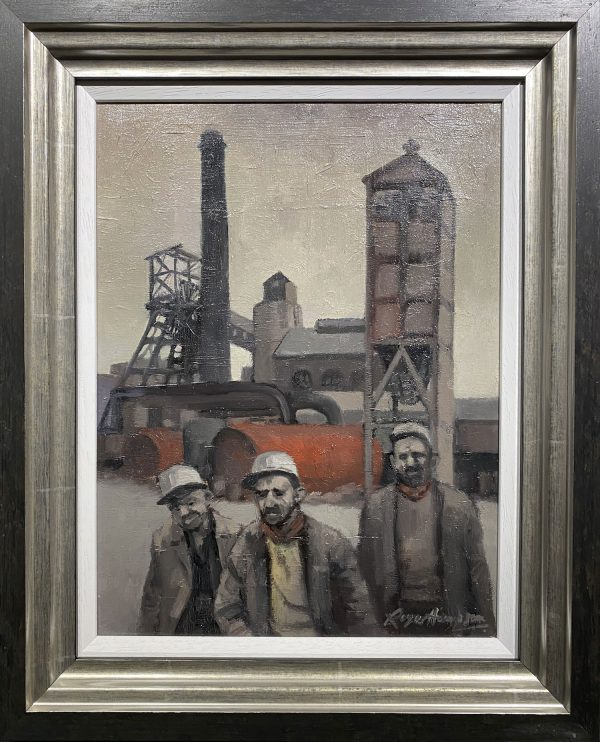 Roger Hampson Miners