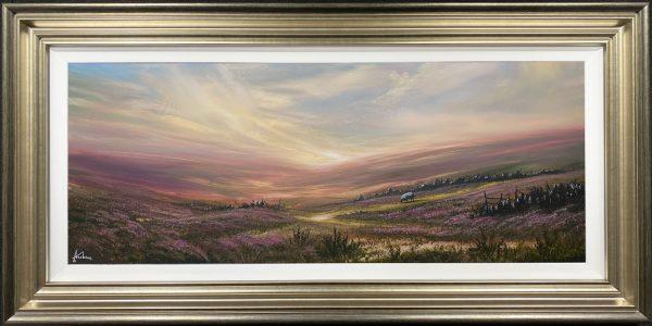 Danny Abrahams Original Painting Endless Beauty