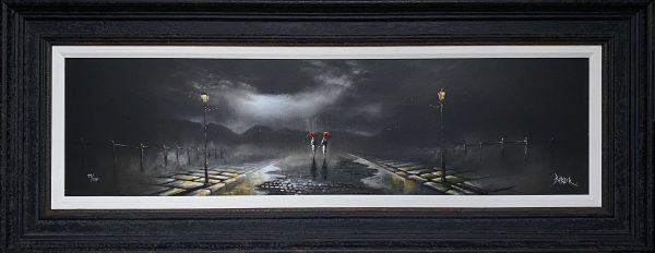 Bob Barker Never Lonely Signed Limited Edition Print