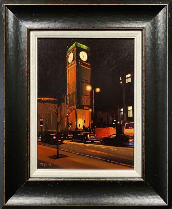 Michael Ashcroft Rush Hour, London