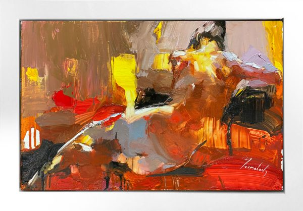 Iryna Yermolova - No Love