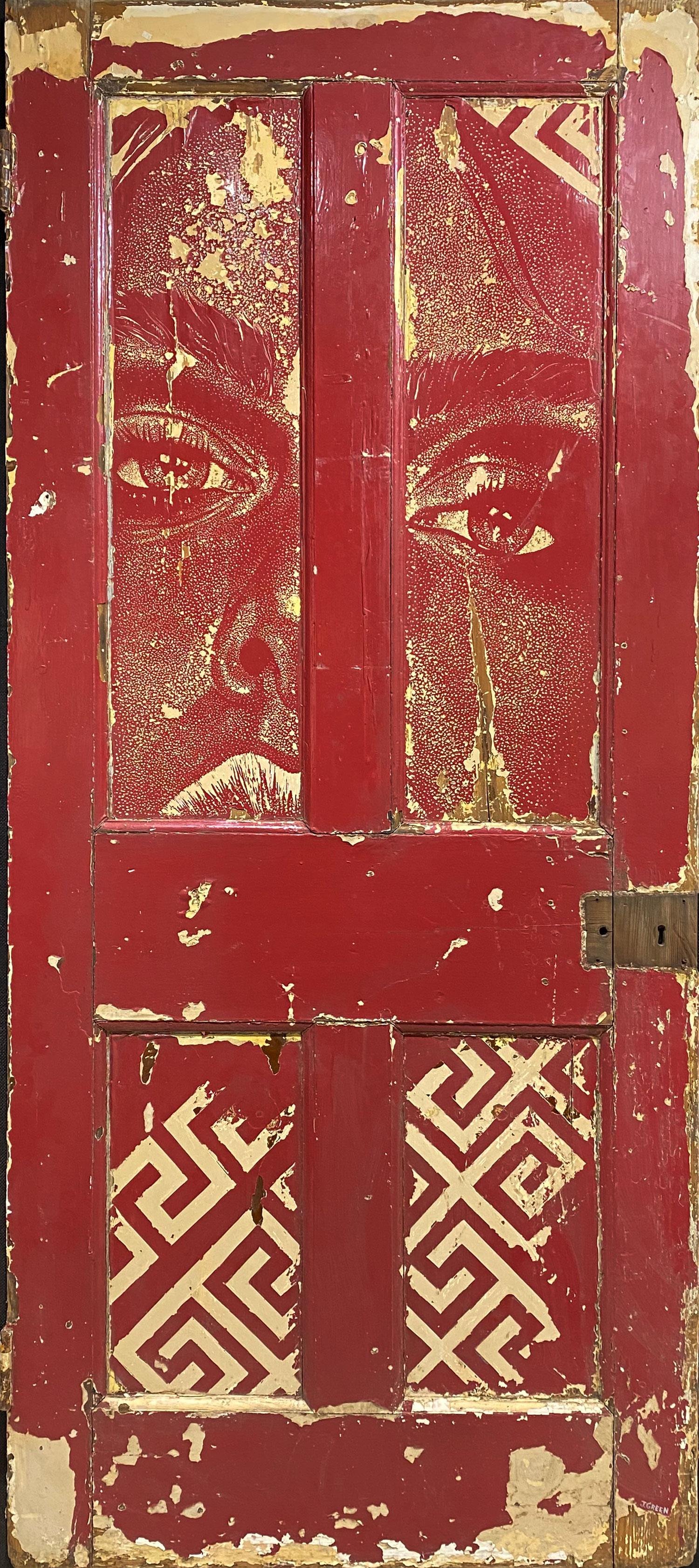 Jamie Green Artist - Keep Closed