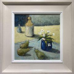 Malcolm Taylor - Blue Pot