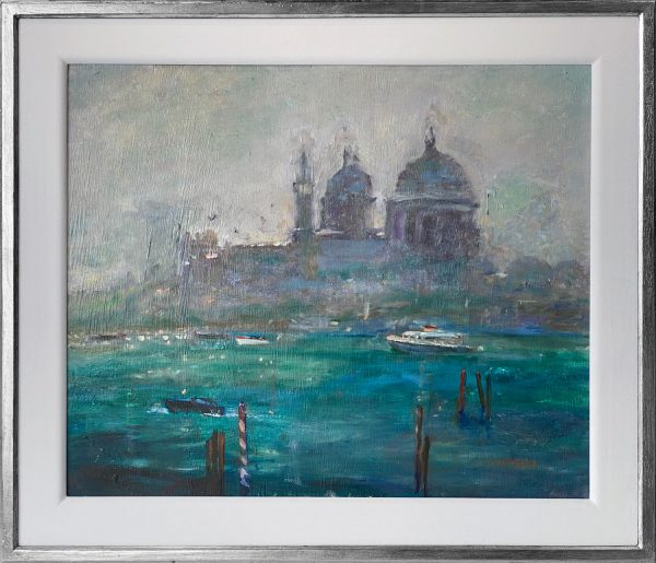 Judith Donaghy The Grand Canal Venice