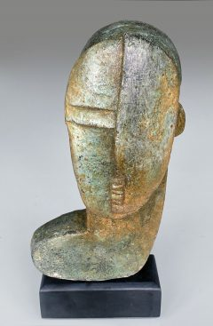 Peter Hayes - Ceramic Head