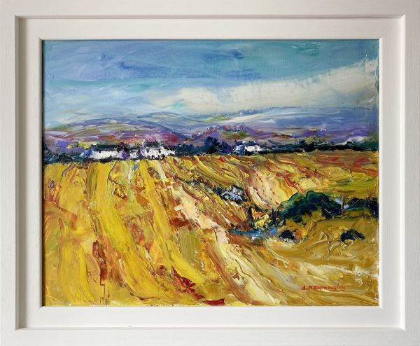 Judith Donaghy The Old Tractor