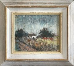 Malcolm Taylor - View from Studio Window