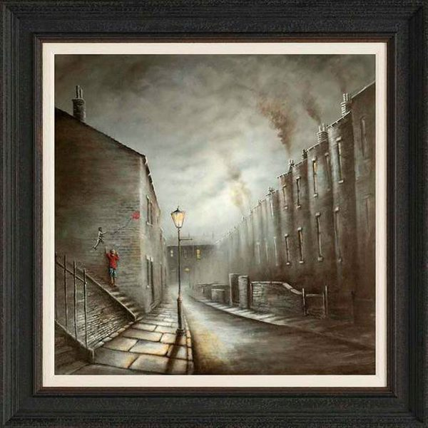 Bob Barker Doing a Banksy Signed Limited Edition Print