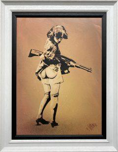 Rourke Van Dal - Duz my Gun Look Bin in This?