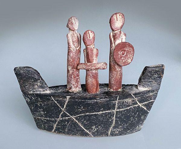 John Maltby - 3 Men in a Boat