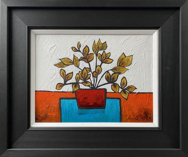 Steve Capper Yellow Plant