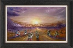 Bob Barker - Mod Life Crisis Signed Limited Edition Print