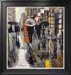 Dave Coulter - White Scarf, Cross Street