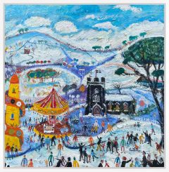 Simeon Stafford Winter Cornish Fair