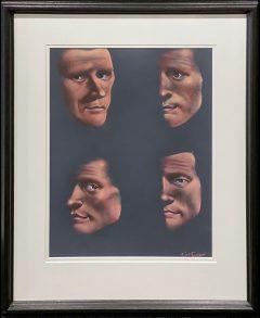 Frank McFadden - Head Studies