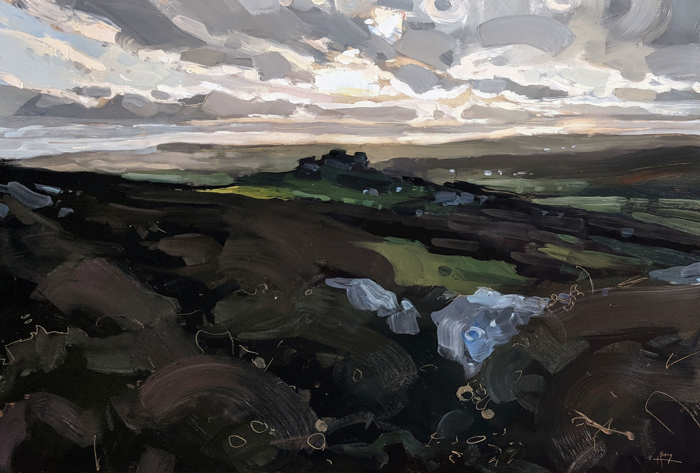 Hester Berry - Meldon Hill, Chagford