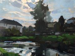 Hester Berry - Evening Light